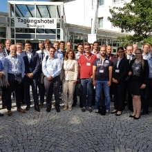 This year's participants of the conference